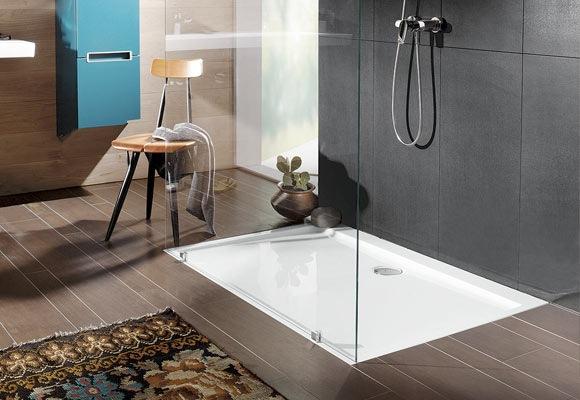 Douche villeroy boch subway acrylique salle de bains for Peinturer un bain en acrylique