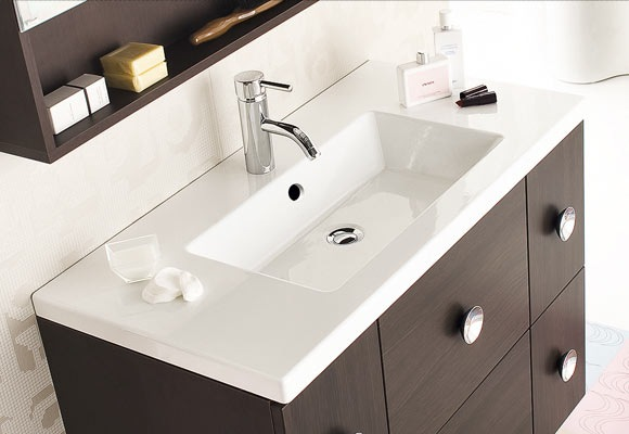 Lavabo allia cadence salle de bains ile de france - Allia salle de bain ...