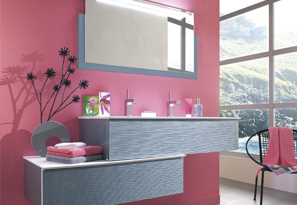 meuble salle de bain marque lido