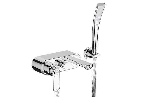 robinet bain grohe veris ile de france chadapaux. Black Bedroom Furniture Sets. Home Design Ideas