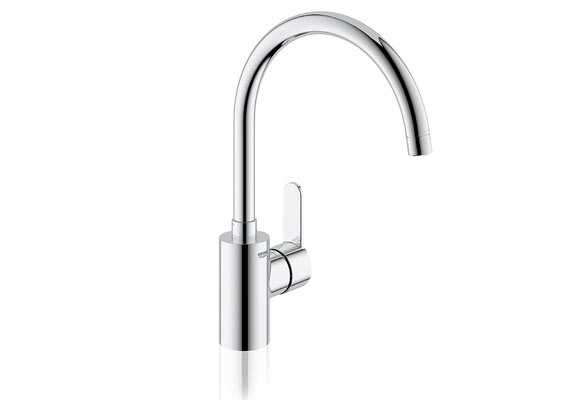 Robinet vier grohe eurostyle cosmopolitan ile de france for Grohe evier cuisine